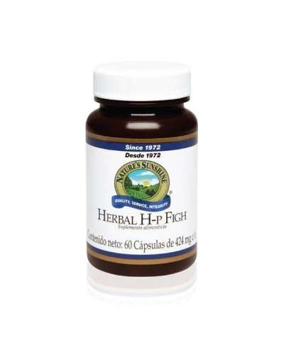 Herbal HP Fighter - medicina natural para la gastritis estomago