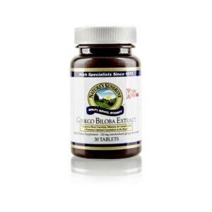 Ginkgo Biloba Extractors - Colesterol - el salvador - natures sunshine