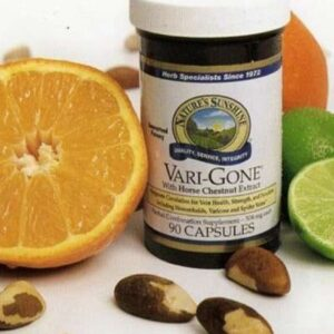 vari gone - Colesterol - el salvador - natures sunshine
